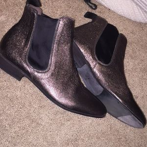 Vero Cuoio Shoes - Italian leather booties!